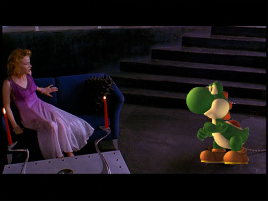 Super Mario Bros Movie Yoshi