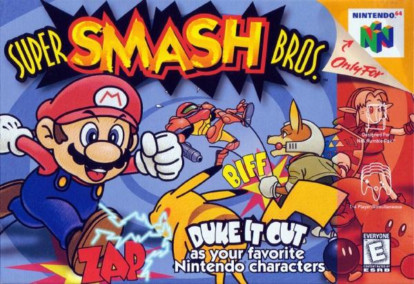 Super Crack Bros 64